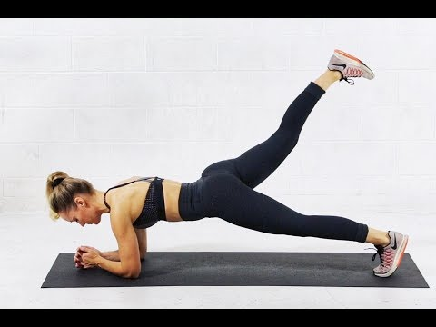 Killer PLANK CHALLENGE // 6 Minute Core Workout