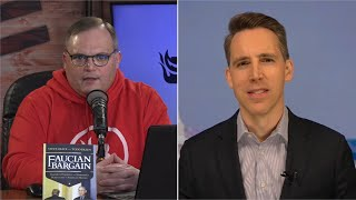 The Media Continues Its COVID Pivot   Guest: Senator Josh Hawley   5/6/21