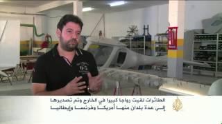 توأمان تونسيان يصنعان طائرة خفيفة بمواصفات عالمية