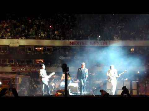 U2 360° Tour Estadio Azteca 15 Mayo 2011