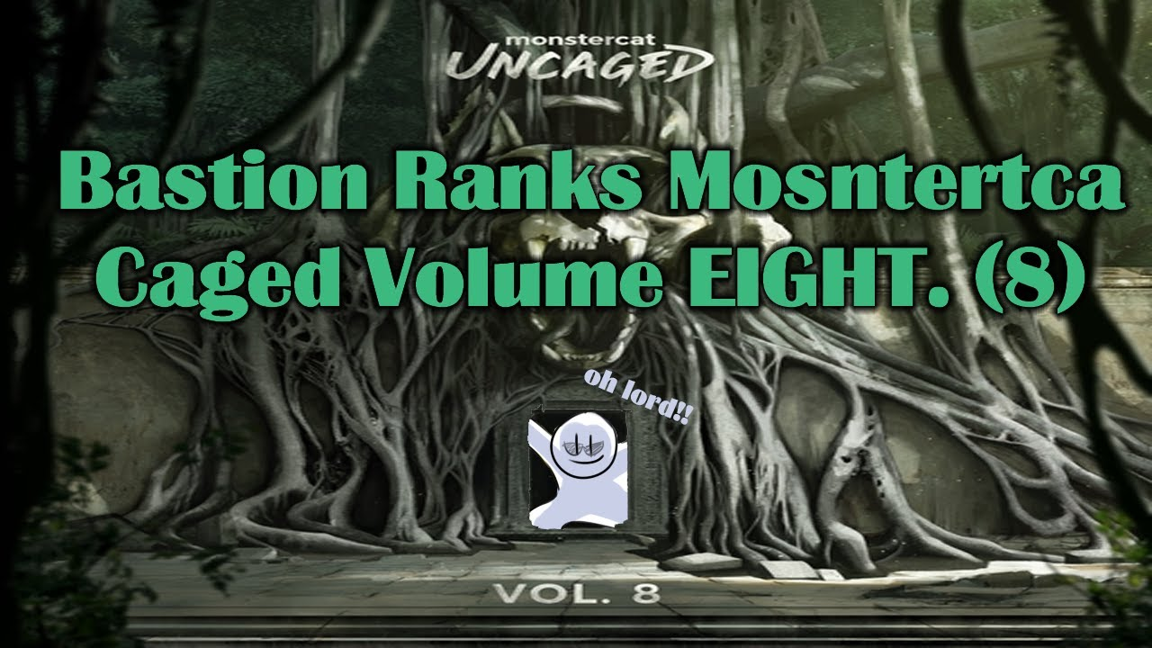 Bastion Ranks Monstercat Uncaged Vol. 8