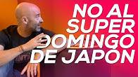 No al superdomingo de Japón | El Garaje de Lobato