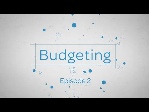 Budgeting - What to Include in a Budget
