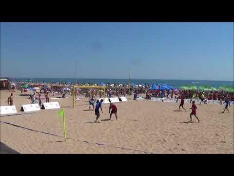 Campionatul Național de Fotbal pe Plajă al României - Jupiter 2017