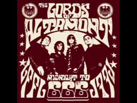 Lords of Altamont Ain´t it fun