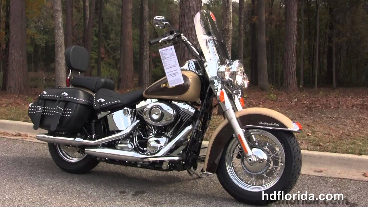 2014 harley davidson heritage softail classic new motorcycles for sale youtube. Black Bedroom Furniture Sets. Home Design Ideas