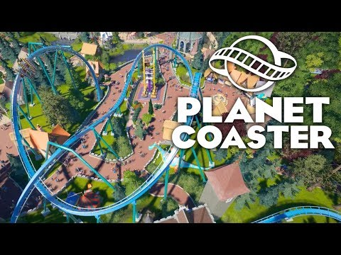Planet Coaster Magical F#**ing Kingdom Episode   5