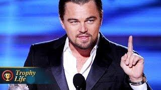 Leonardo DiCaprio Wins Best Actor Comedy Critics Choice Awards 2014