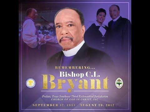 BISHOP C. L. BRYANT'S EULOGY BY BISHOP BLAKE