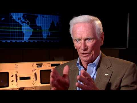 Captain Cernan Interview Part 1