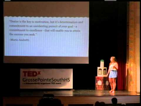 Instant gratification vs. delayed gratification | Lauren Riley | TEDxGrossePointeSouthHS