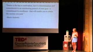 Instant gratification vs. delayed gratification | Lauren Riley | TEDxGrossePointeSouthHS