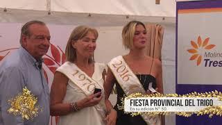 Resumen 50° Edición de la Fiesta Provincial del Trigo 2019