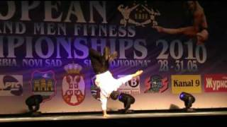 Men Fitness Championship 2010 - Routines