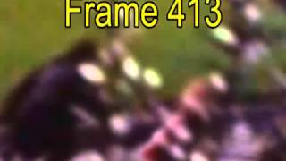 JFK Assassination Frames 413 & 414  Proof the Zapruder Film is Fake Thumbnail