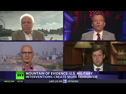 CrossTalk: Enduring Terror