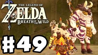Killing Silver Lynels! - The Legend of Zelda: Breath of the Wild - Gameplay Part 49