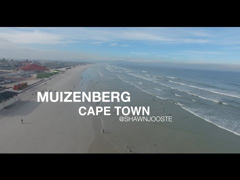 Drone Footage Cape Town: Muizenberg