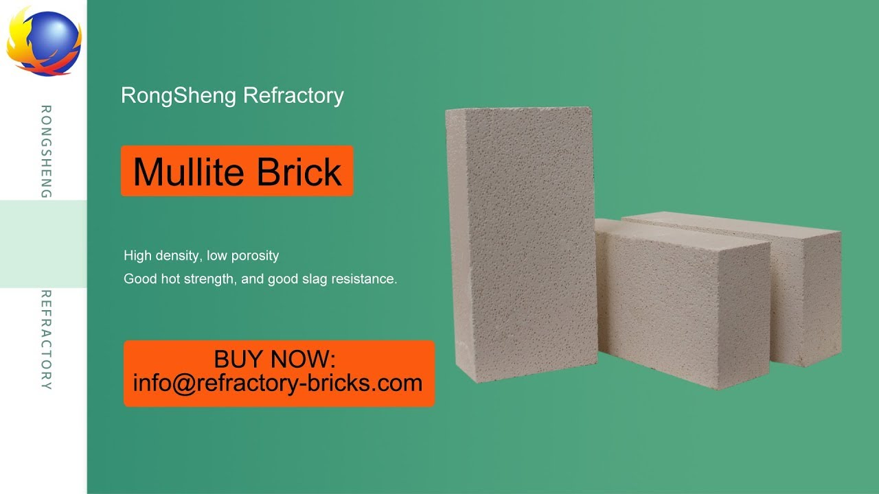 Refractory Brick Mullite Insulation Brick Rs Refractory Bricks Manufacturer