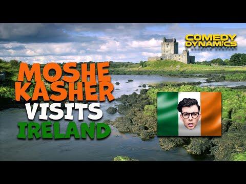 Moshe Kasher - Ireland (Stand up Comedy)