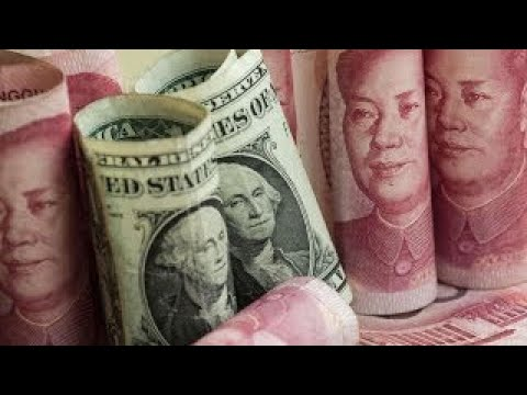 The Falling Dollar And China's Foreign Exchange Reserves