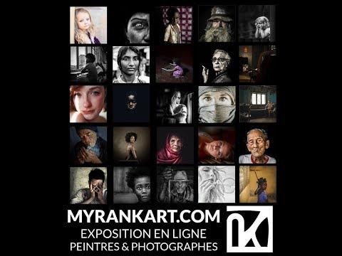 Les 25 photos finalistes du 7ème salon de Photographie sur www.myrankart.com
