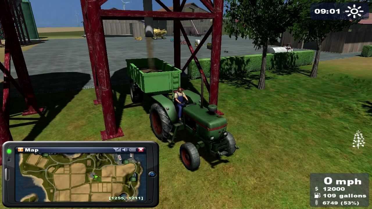 landwirtschafts simulator 2009 gold edition mods