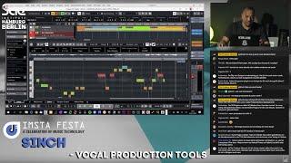 De:Coded – Vocal Production Tools mit Sinch (MoTrip, Kool Savas, Fero47)  I The Producer Network