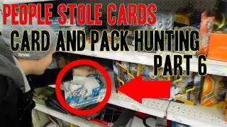 Catching People Stealing Cards - Yugioh Card And Pack Hunting Part 6 - TheKonamiCrew