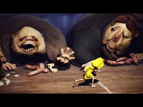 TAKE A LOOK AT YOURSELF | Little Nightmares - Part 4 (END)