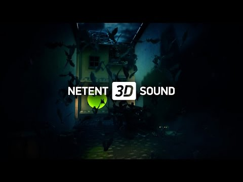 NetEnt 3D Sound