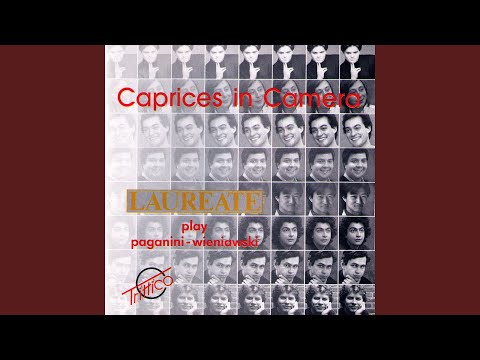 24 Caprices for Solo Violin, Op. 1: Caprice in E-Flat Major, Op. 1, No. 14