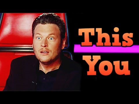 Famous Hollywood actor pranks Coaches in The voice Audition