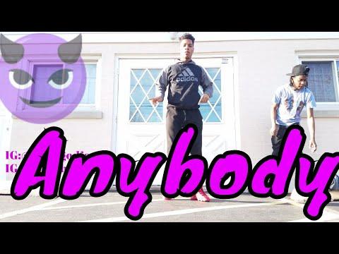Young Thug - Anybody ft. Nicki Minaj ( Dance )