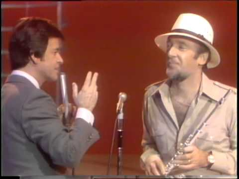 American Bandstand 1979- Interview Herbie Mann