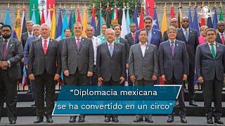 El embajador en retiro evaluó junto a los columnistas de EL UNIVERSAL el papel del país al frente de la Celac y sobre cómo podría afectar esta reunión la relación México - Estados Unidos