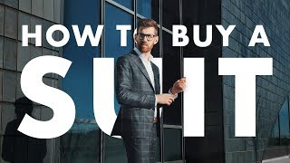 The Secret to Buying a Perfect Suit