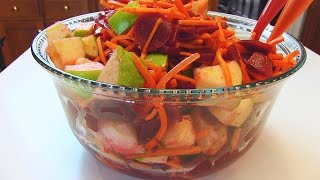 Betty's Beet And Apple Salad, Recipe By Tori Durham