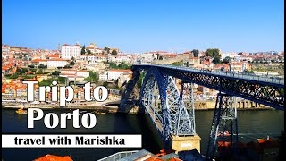 GO TO ✈ Porto, Portugal || Порту