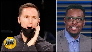 Steve Nash has the toughest job in American sports right now - Paul Pierce | The Jump