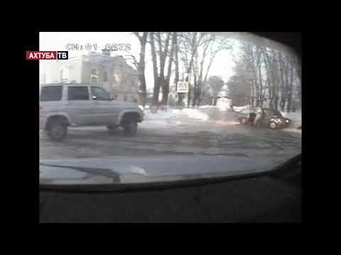 Лихое задержание подростков-автоугонщиков