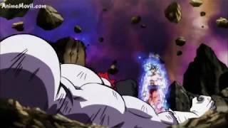 Goku excede el Migatte No Gokui (Perfeccionado)| Dragon Bal Super Sub Español HD