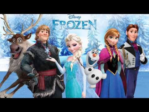 Disney's Frozen   28. Christophe Beck - Treason