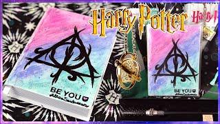 Il Mio Diario Be You 18 Decorato In Stile Harry Potter