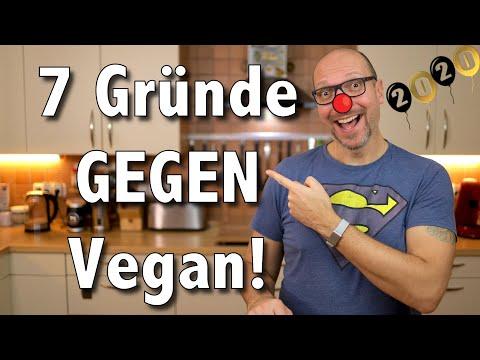 7 Gründe NICHT vegan zu leben!