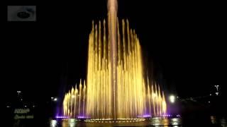 улетай на крыльях ветра Поющие фонтаны 2016 Наталья Морозова Олимпийский парк Сочи Адлер