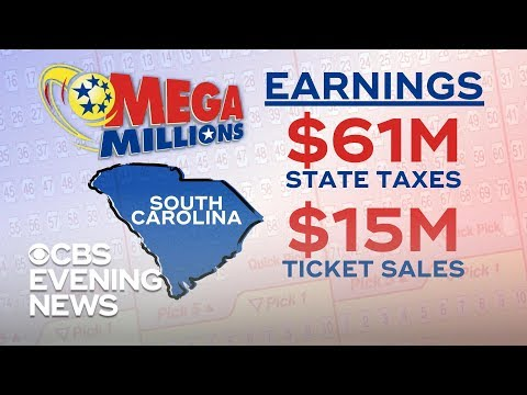 Mega Millions winning ticket sold in South Carolina
