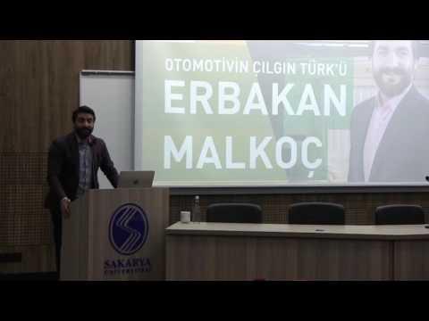 Otomotivin Çılgın Türk'ü Erbakan MALKOÇ