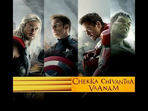 Chekka Chivantha Vaanam | Ft. Thor, Hulk, Iron Man, Captain America
