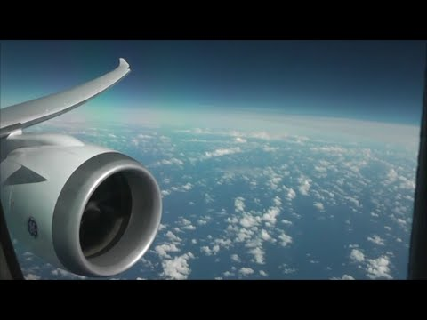 Thomson Boeing 787-8 Dreamliner | London Gatwick to Barbados